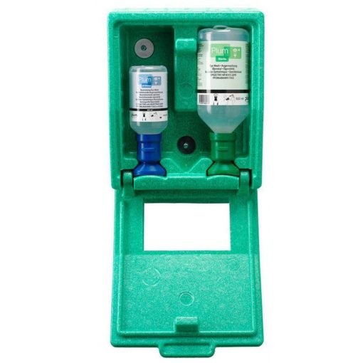 Szemkimosó állomás 200 ml pH neut., 500 ml üveg falra