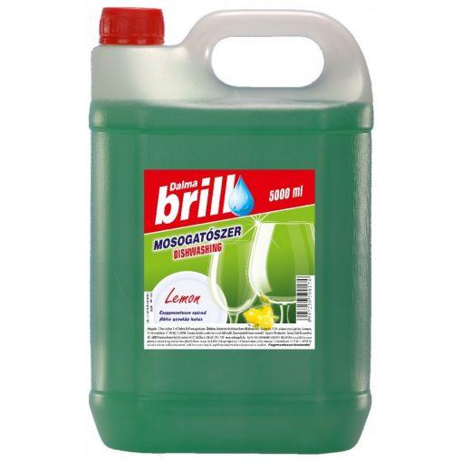 Dalma Brill mosogatószer, citrus illat, 5 liter