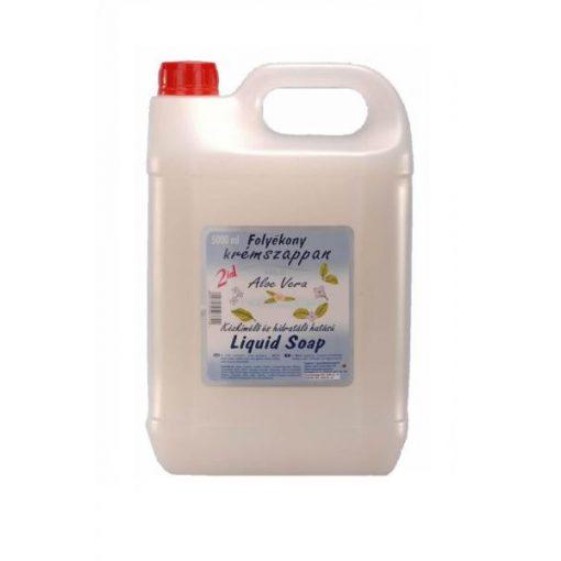 Dalma MILD folyékony szappan 5L, fehér aloe vera
